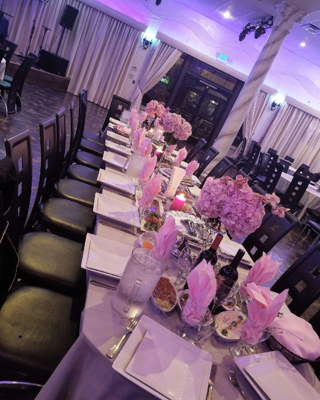 Pierre Garden Restaurant and event venue